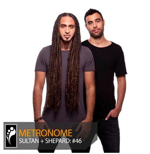 Sultan + Shepard | Metronome #46