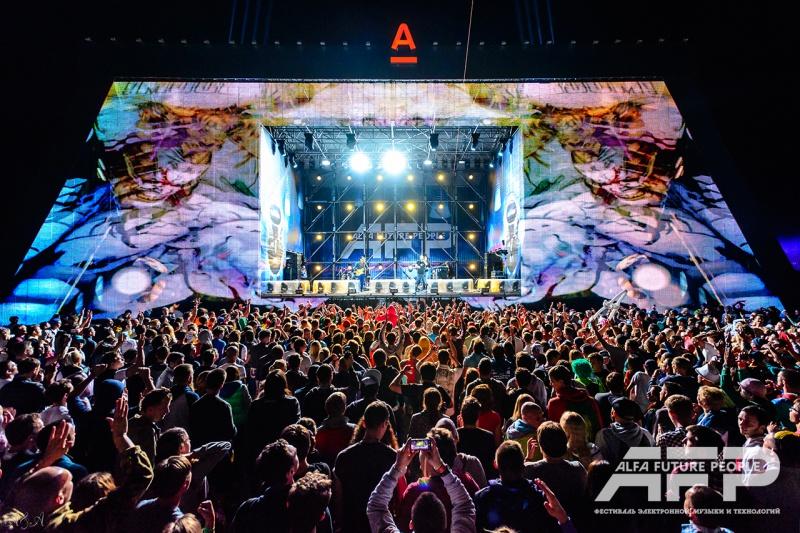Alfa Future People aftermovie: Tomorrowland's biggest competitor?