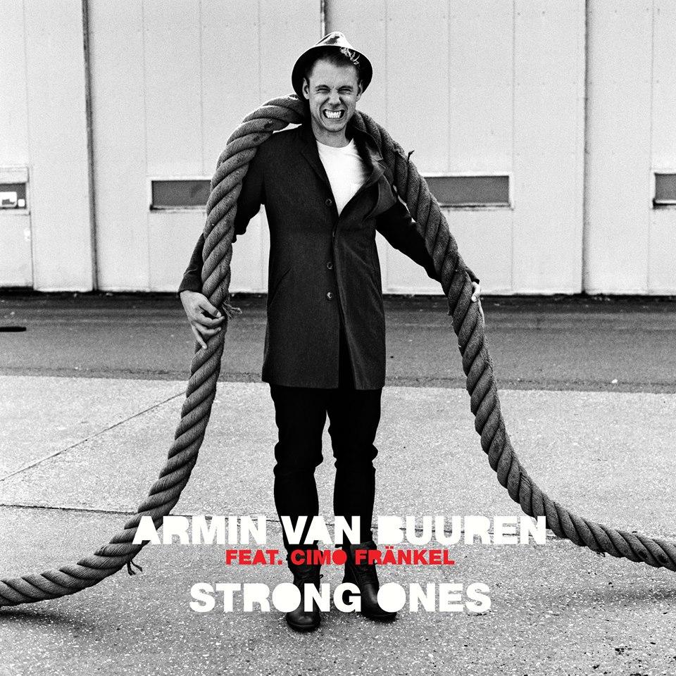 Armin van Buuren feat. Cimo Fränkel – Strong Ones [Armada Music]