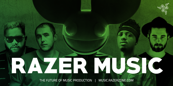Dyro partners up with Razer exclusively for the launch of Razer Music