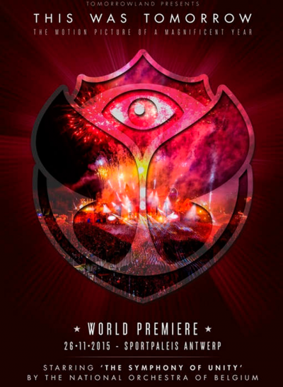 "Tomorrowland announces documentary ""This Was Tomorrow"""