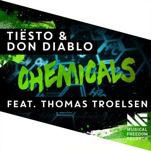 Remix contest: Tiësto & Don Diablo – Chemicals Feat. Thomas Troelsen