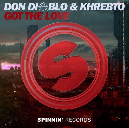 Don Diablo & Khrebto – Got The Love (Preview)