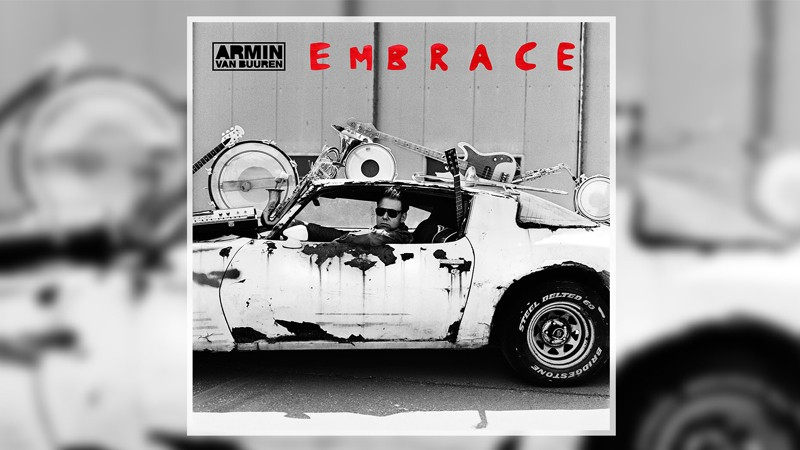 Armin Van Buuren unveiles the tracklist of his upcoming LP