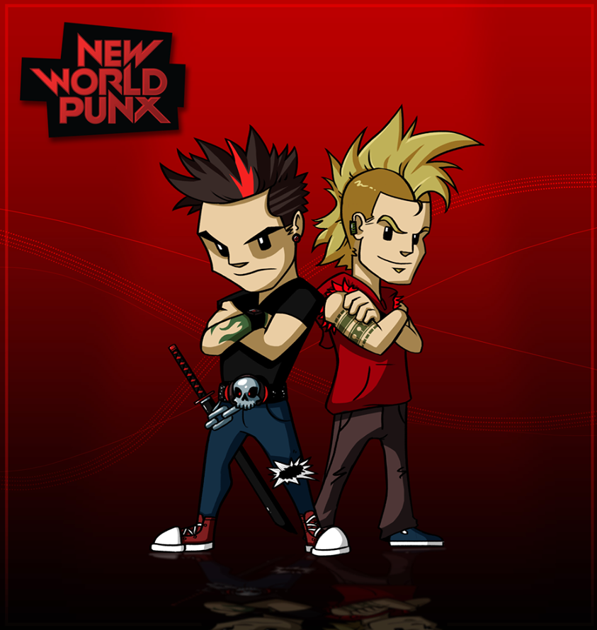 New World Punx – Bang (Official Video) [NWP Music]