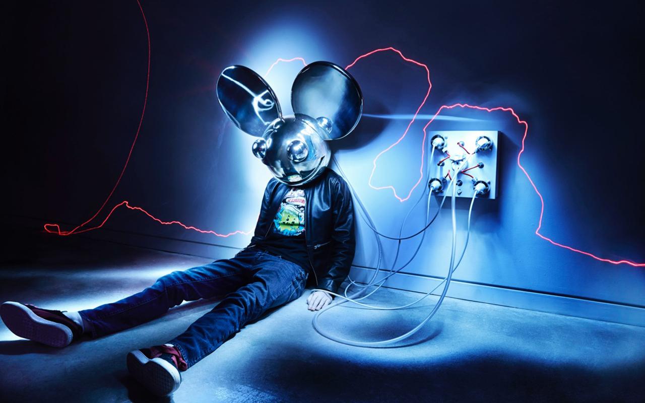 Pendulum & Deadmau5 – Ghosts 'n' Stuff (Ultra 2016)