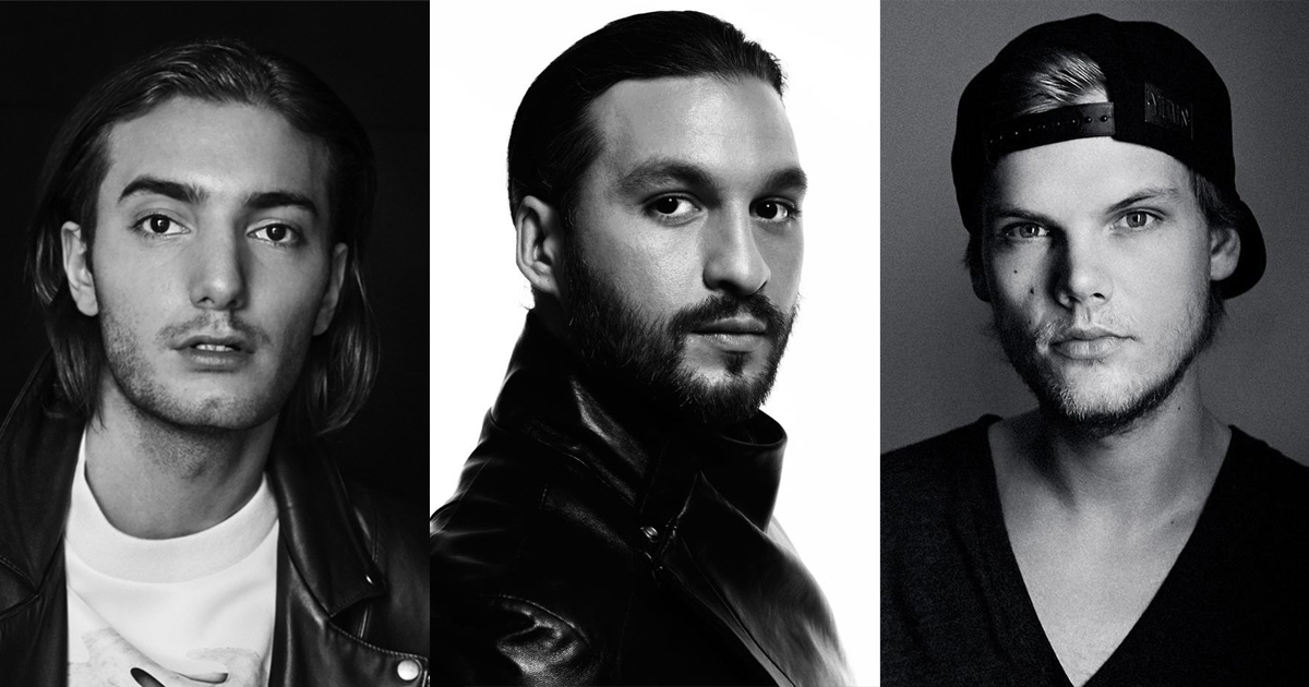 The Journey Continues… With Alesso, Steve Angello & Avicii Teasing Something BIG