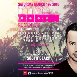 DOORN Records Miami 2016