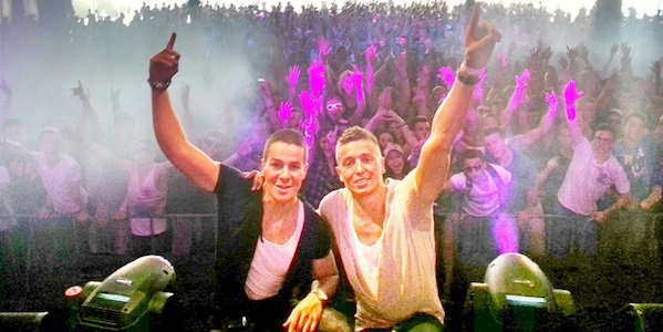 Hardwell & Blasterjaxx – Going Crazy (Ultra 2016)