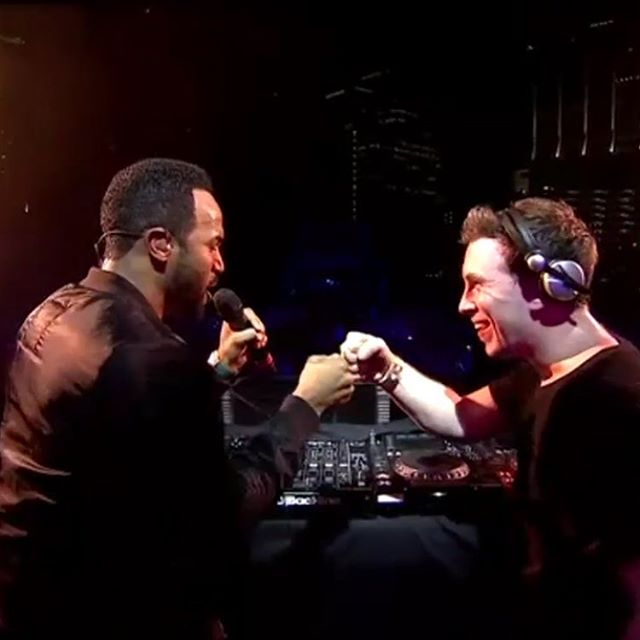 Hardwell ft. Craig David – No Holding Back (Ultra 2016)