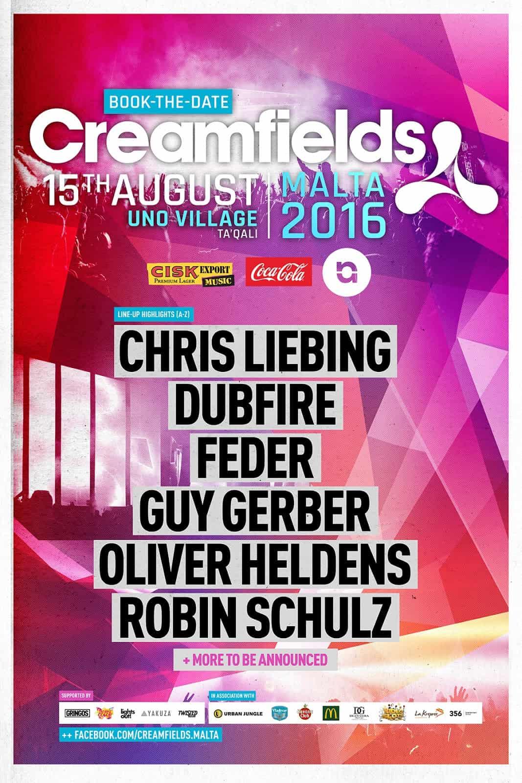 Creamfields-malta