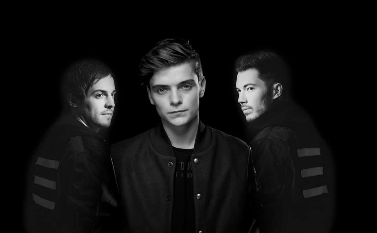 Martin Garrix + Third Party – Lions In The Wild [STMPD]