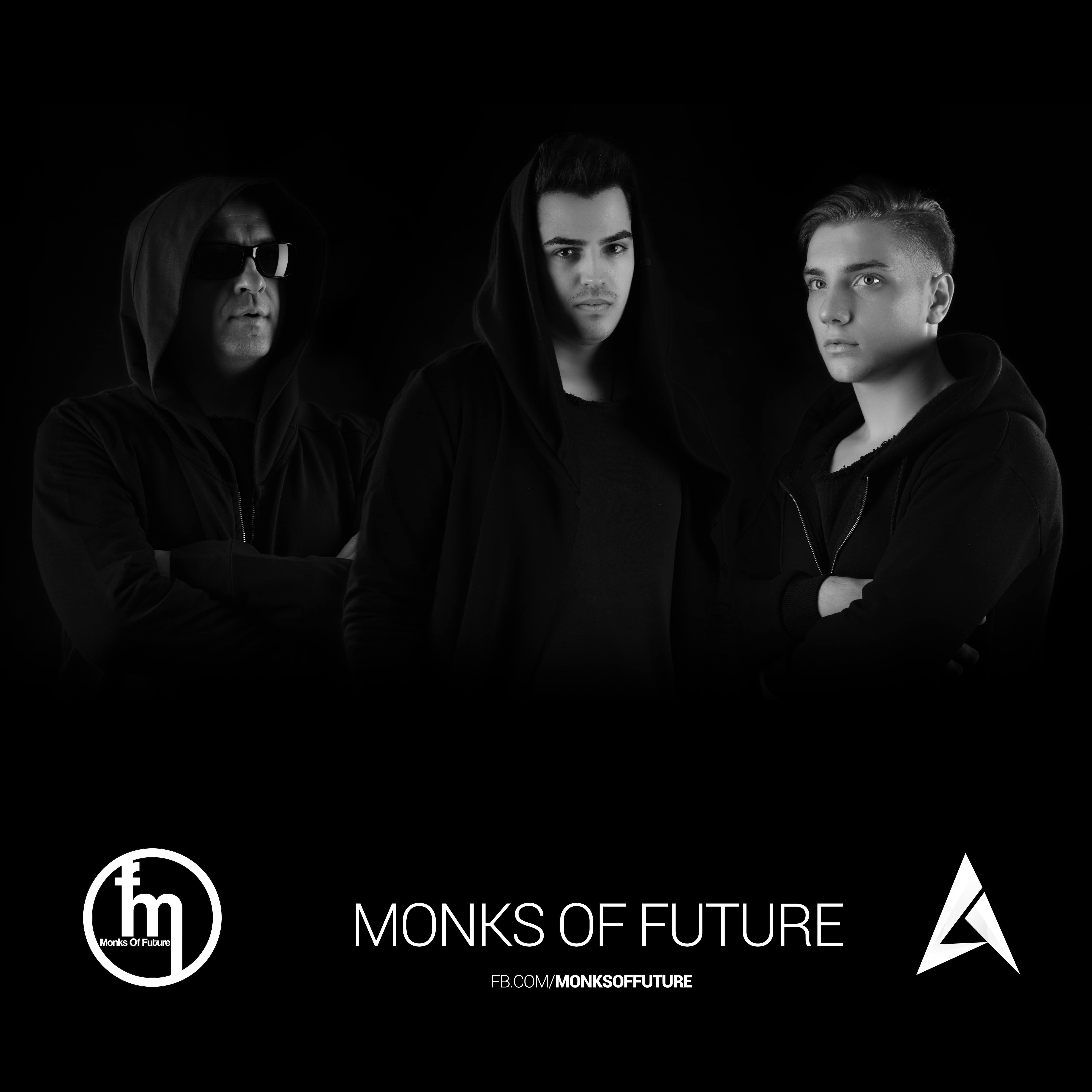 Monks Of Future – Blue Moon [Armed Recordings]