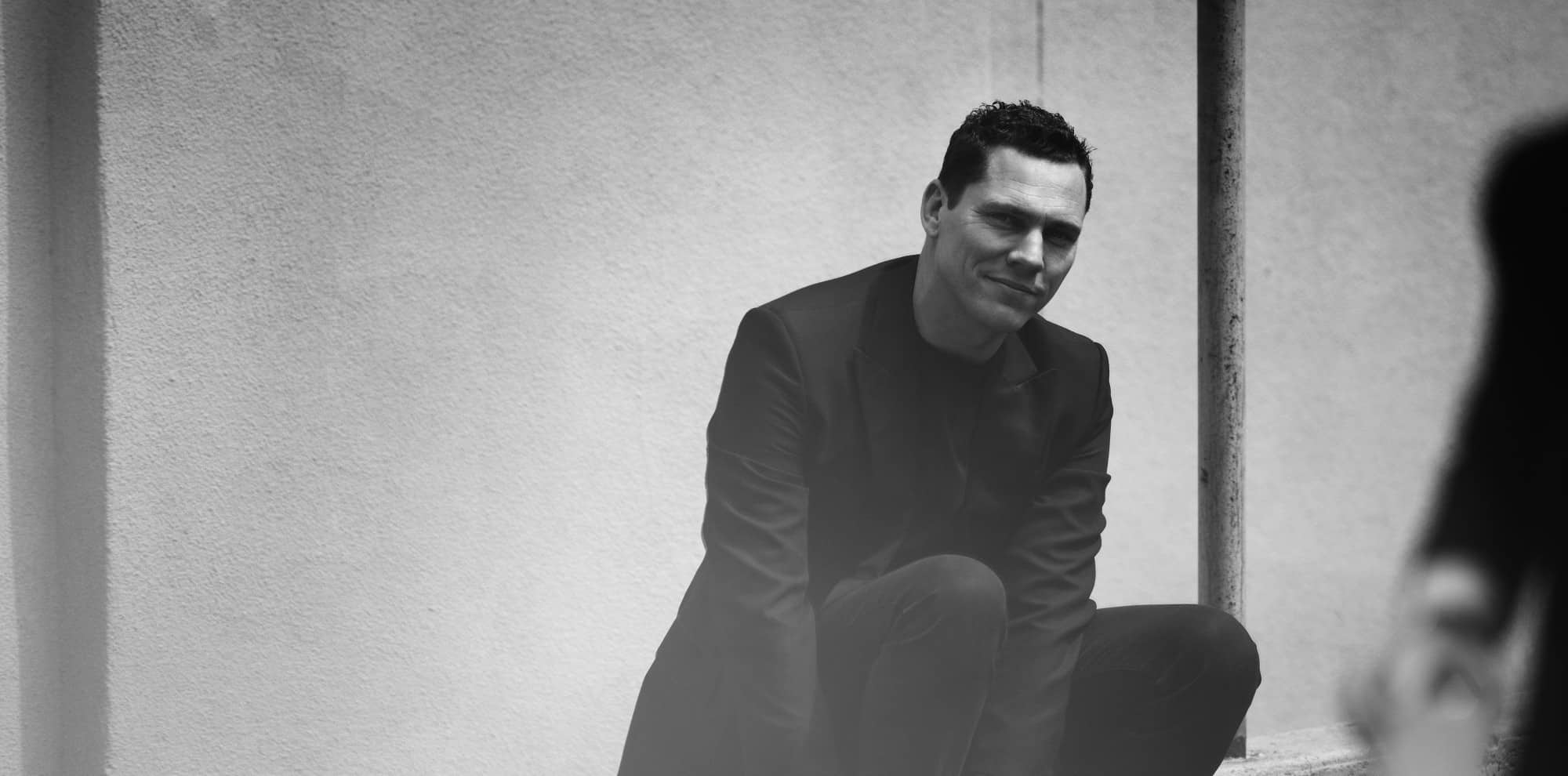 TIËSTO RE-BRANDS, LAUNCHES NEW LOGO AND MERCHANDISE
