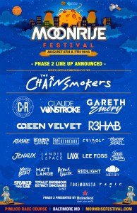 Moonrise Festival Announces Stellar Phase Two Lineup