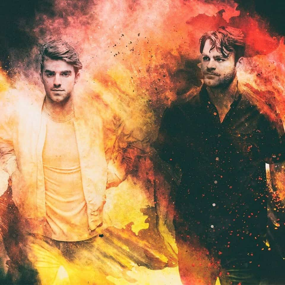 The Chainsmokers feat. Halsey – Closer [Disruptor/Columbia]