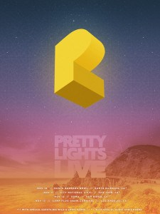 Pretty Lights Announces California Shows With Four Dates Across the Golden State this November