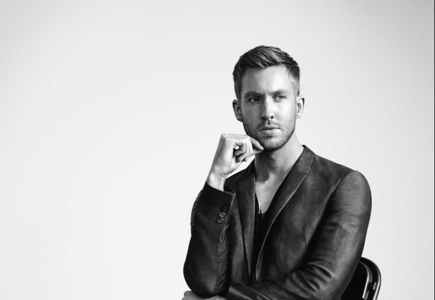 Calvin Harris – My Way [Sony]