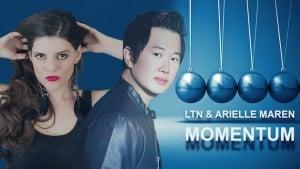 """LTN & Arielle Maren Team Up For Full-Length Album, """"Momentum"""""""