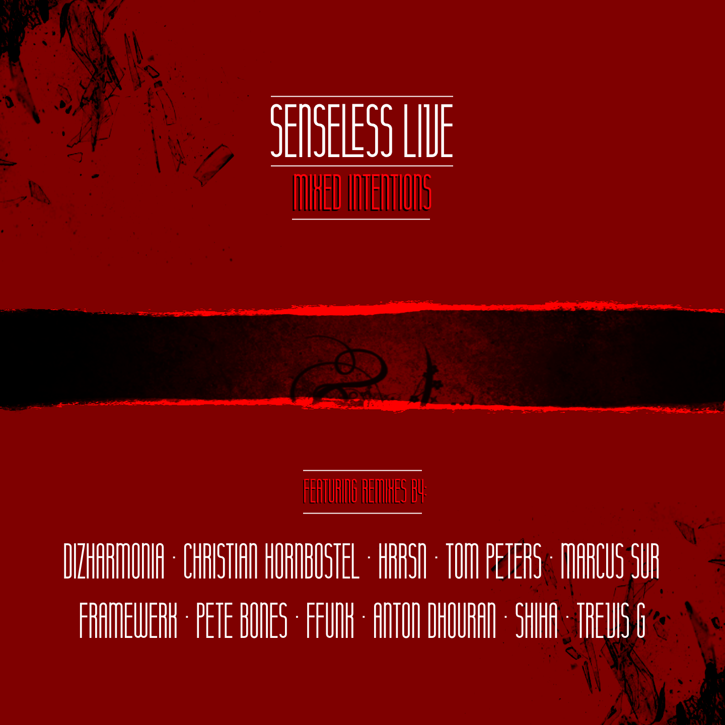 Senseless Live Get The Remix Treatment With 'Mixed Intentions'