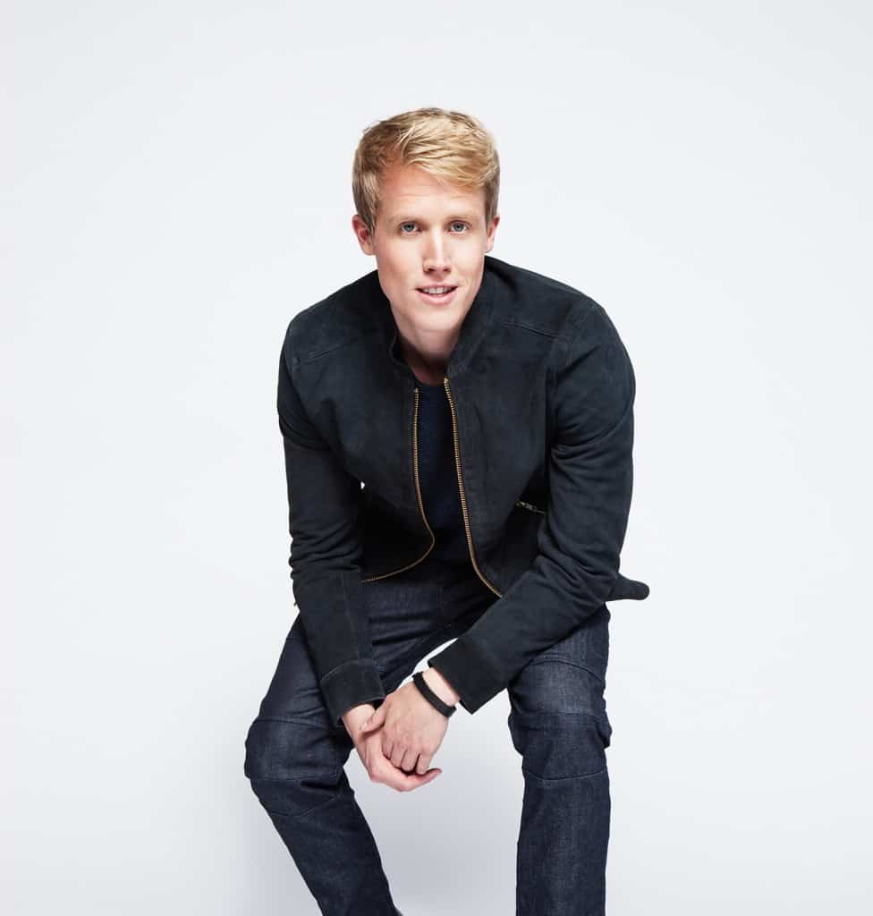 Jay Hardway Delivers 'Coffee Please'
