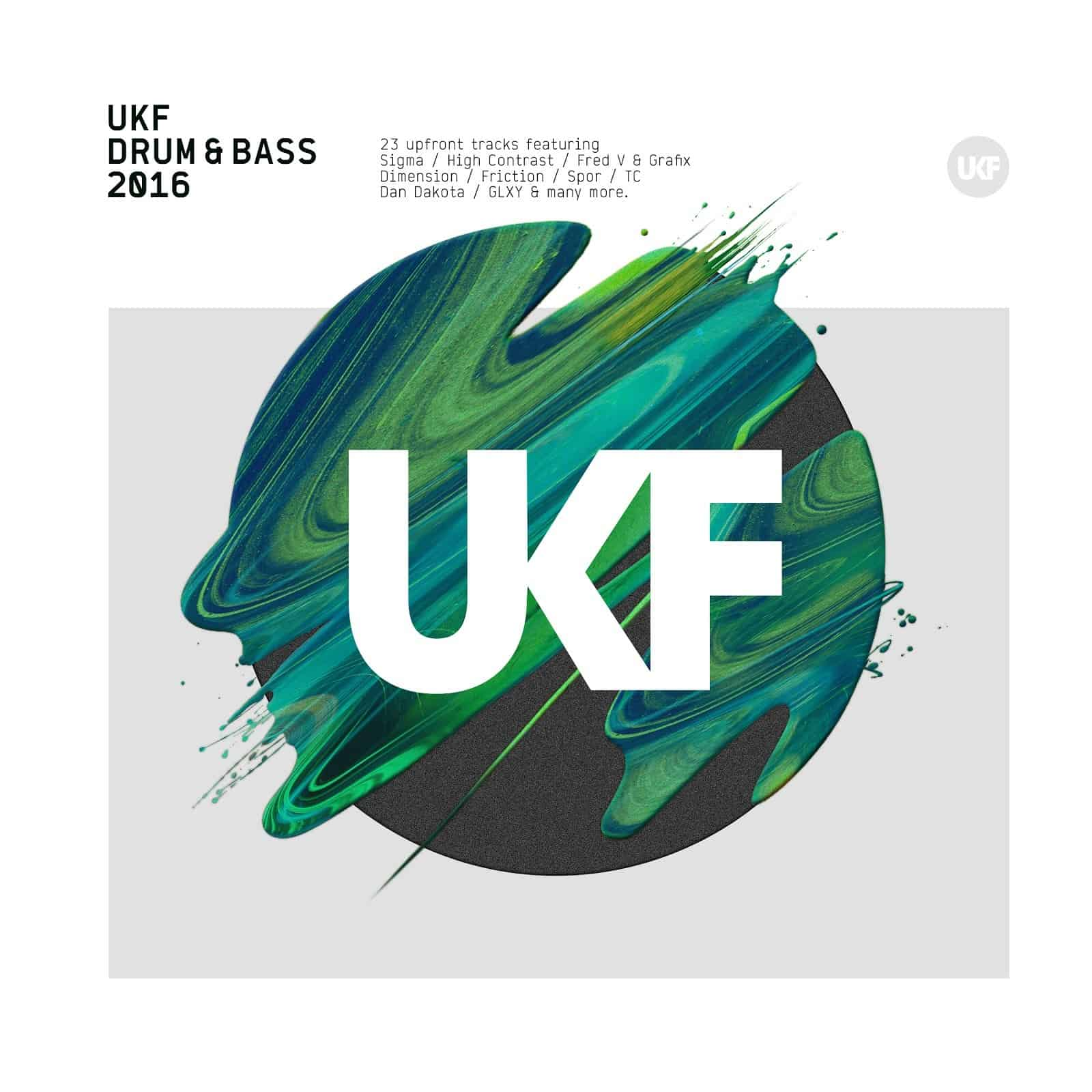 UKF Drum & Bass 2016