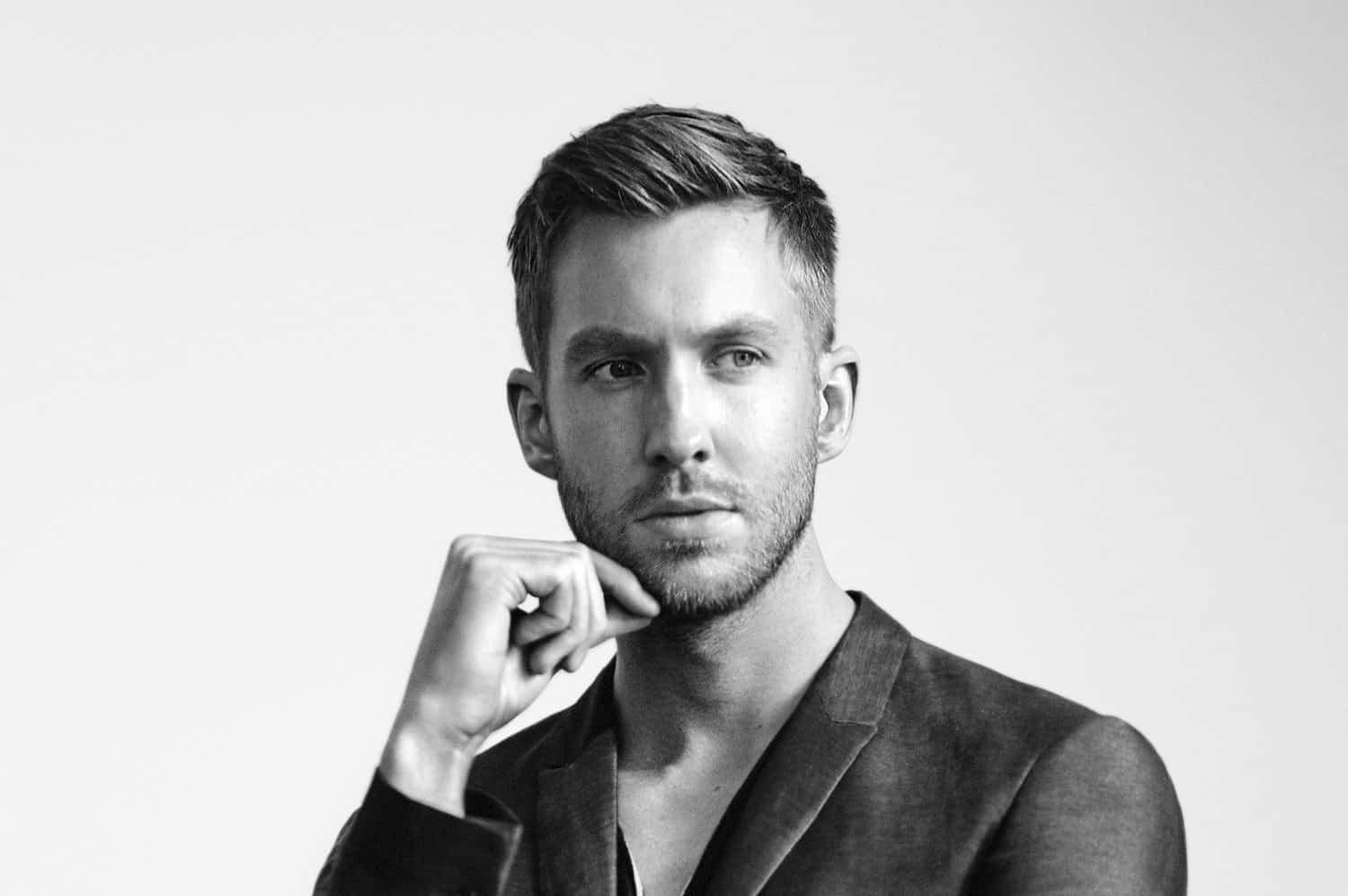 CALVIN HARRIS REVEALS UPCOMING COLLABORATION WITH YOUNG THUG, ARIANA GRANDE, & PHARRELL WILLIAMS