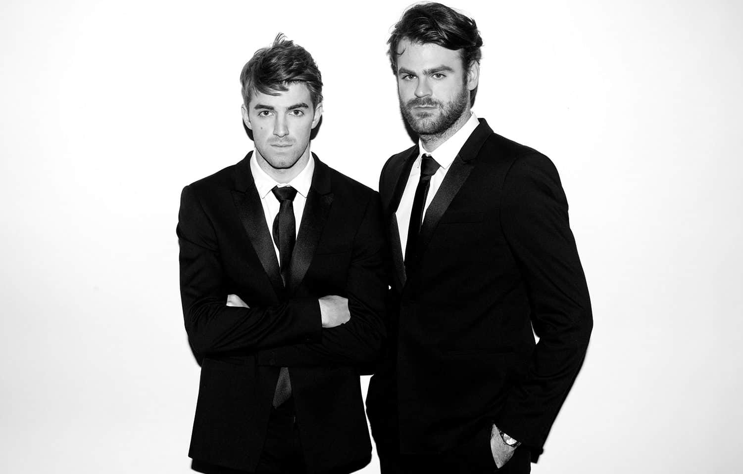"""The Chainsmokers drop their debut album """"Memories…Do Not Open"""" on Disruptor/Columbia Records"""