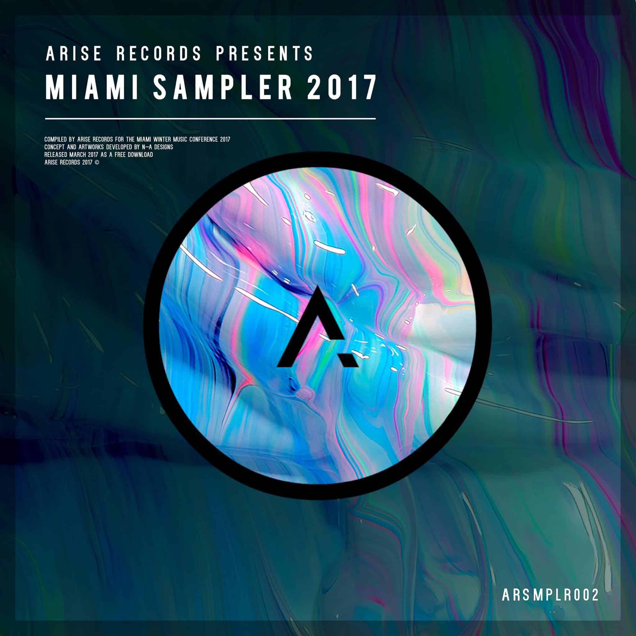 Arise Records Presents Miami Sampler 2017