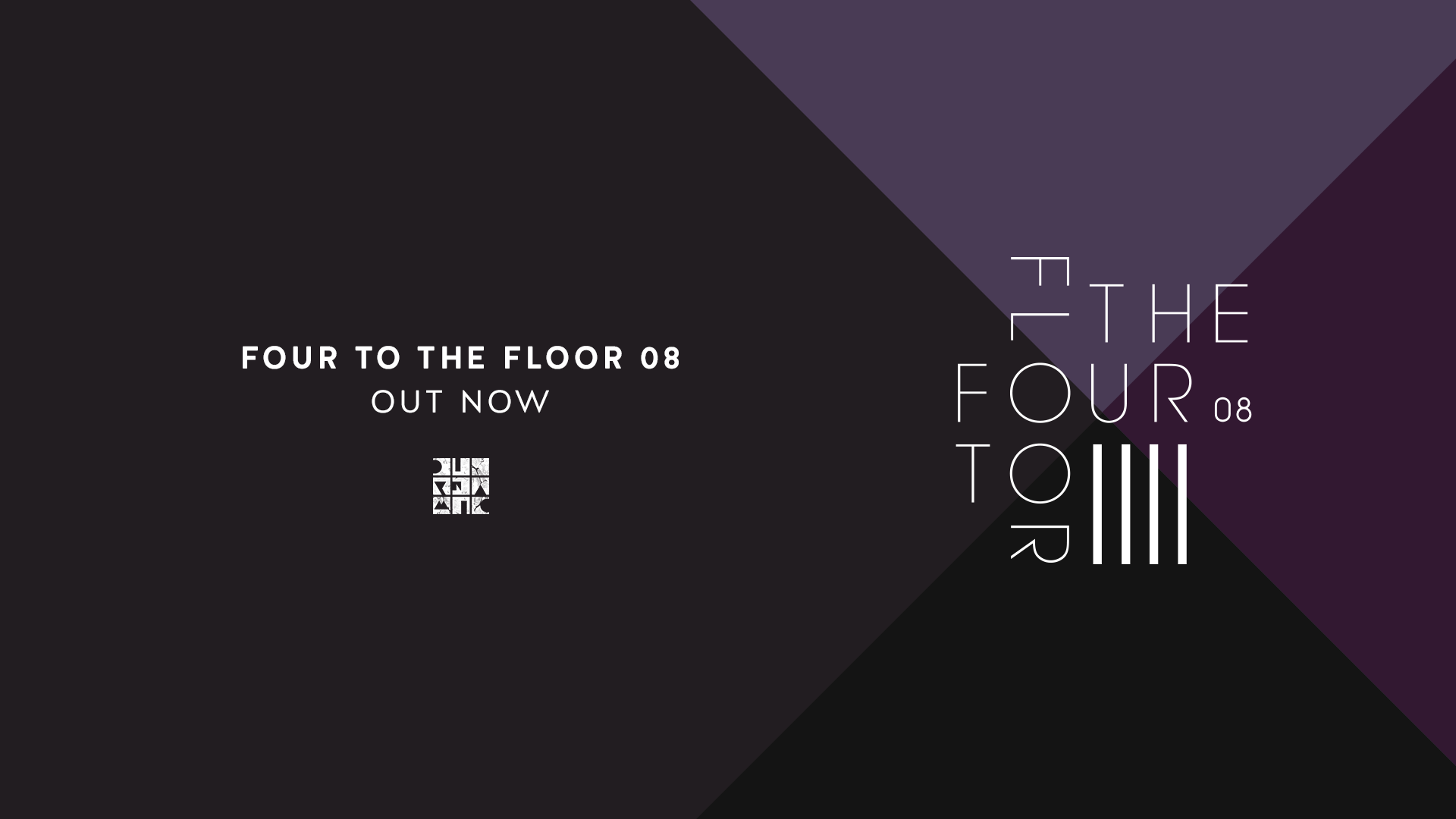 Various Artists – Four To The Floor 08 (Diynamic)