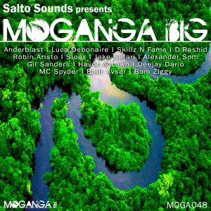Gregor Salto Sounds presents 'Moganga BIG'
