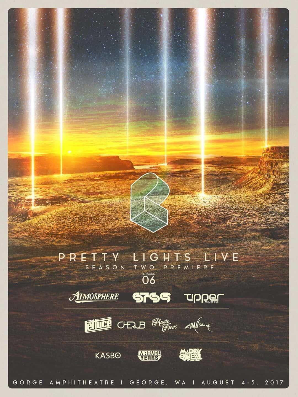 Pretty Lights reveals Season Two Premiere, Episode 06