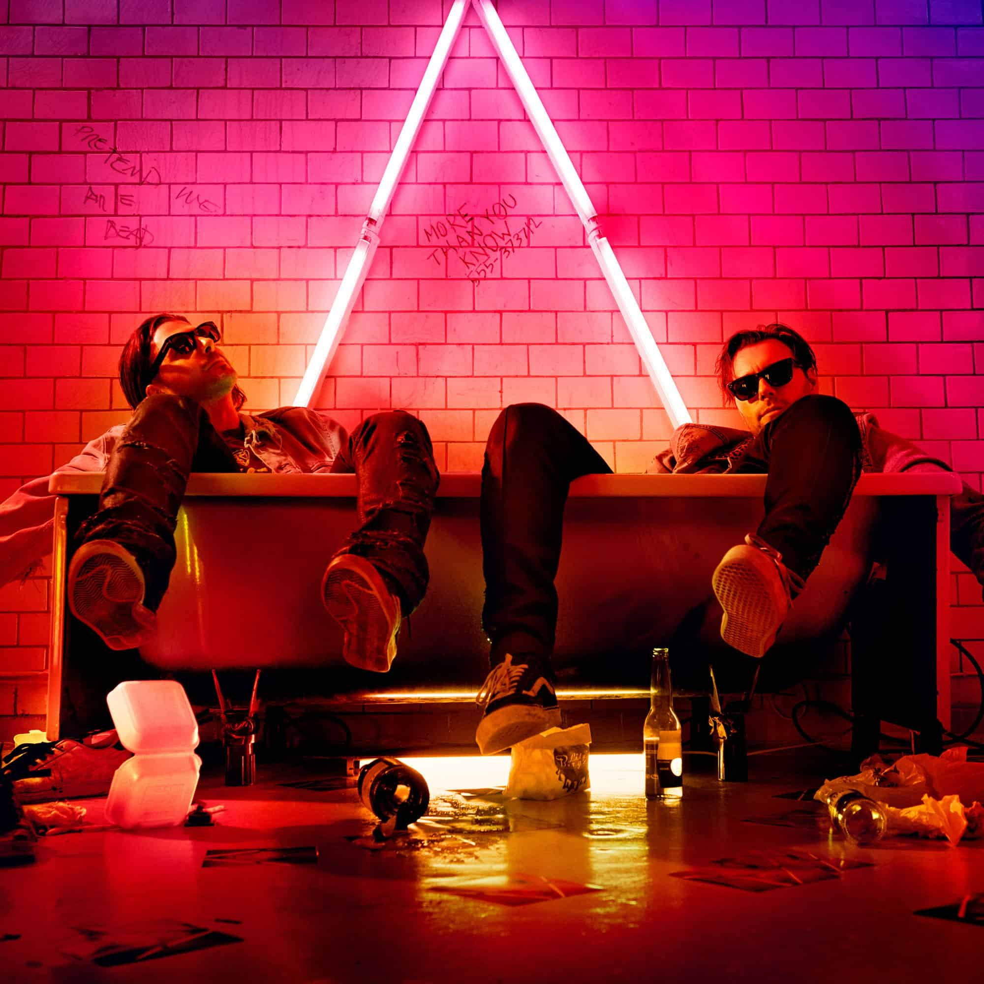 Axwell Λ Ingrosso – More Than You Know EP [Virgin EMI]