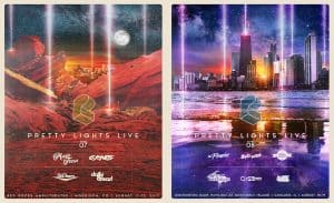 Pretty Lights announces Red Rocks and Northerly Island August runs