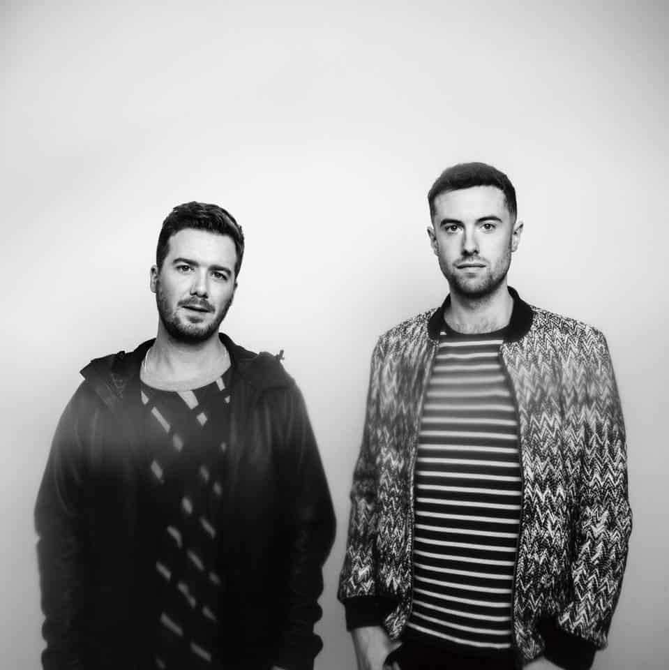 Duke Dumont & Gorgon City perform 'Real Life' in the BBC R1 Live Lounge