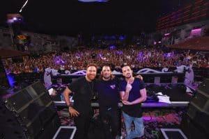 Dimitri Vegas & Like Mike vs David Guetta – Complicated (feat. Kiiara) [Smash The House]