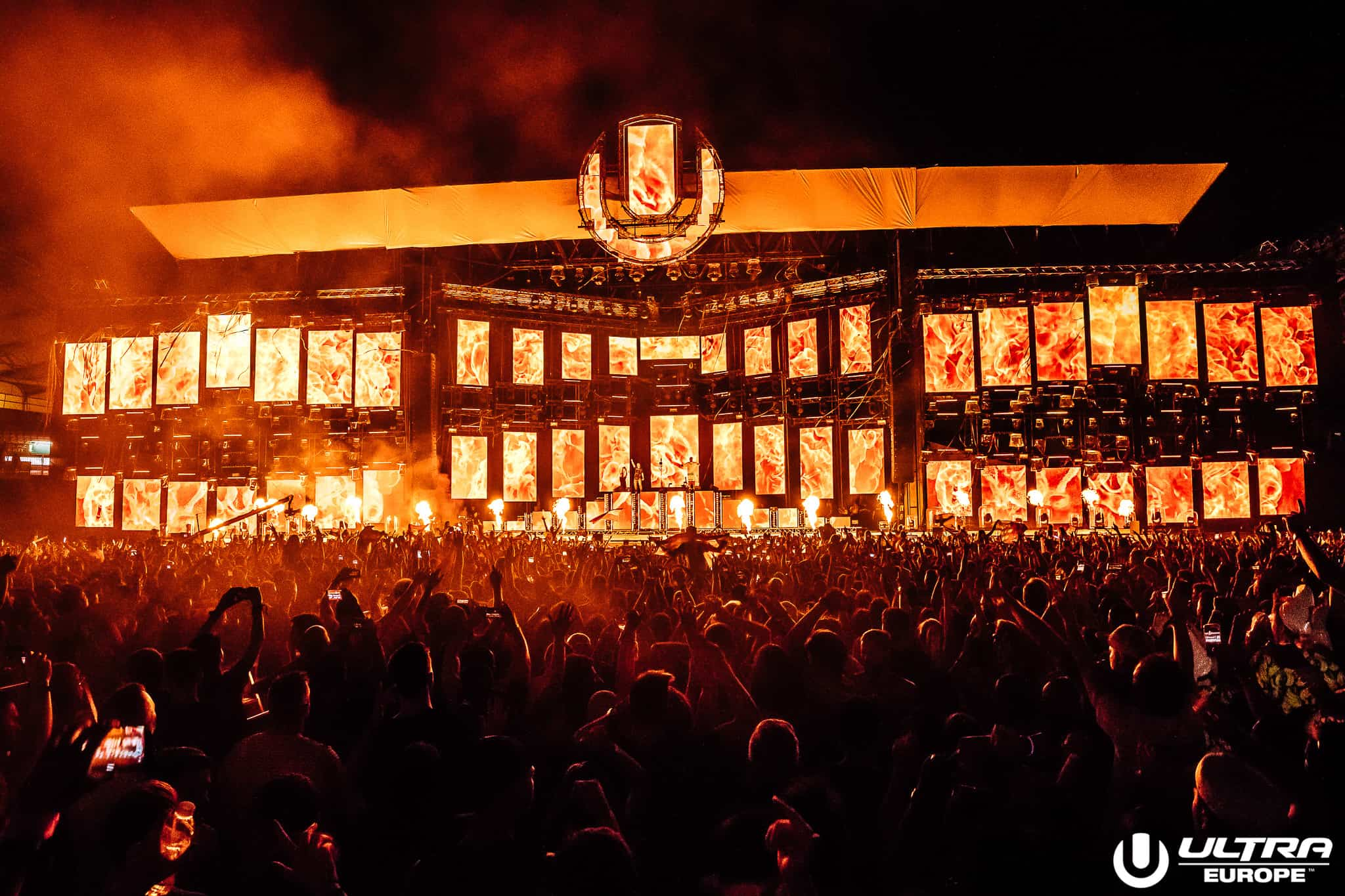 Ultra Europe Celebrates 5th Anniversary