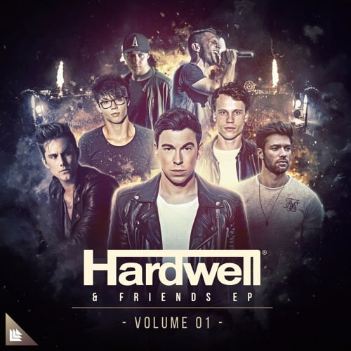 Revealed Recordings presents the special five part 'Hardwell & Friends EP'