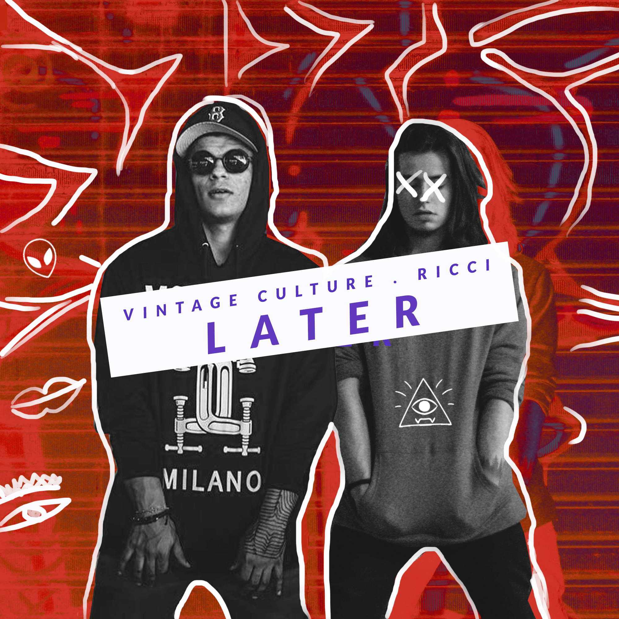 Vintage Culture & RICCI – Later [Spinnin]