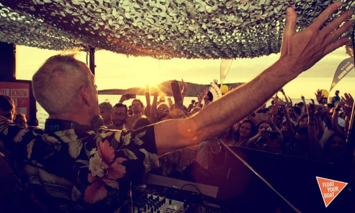 Fatboy Slim to rock the Float Your Boat season finale