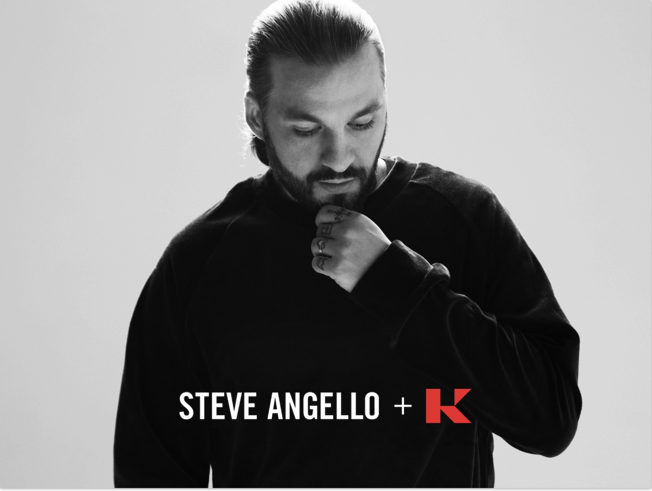 KOBALT SIGNS STEVE ANGELLO TO WORLDWIDE RECORDINGS DEAL