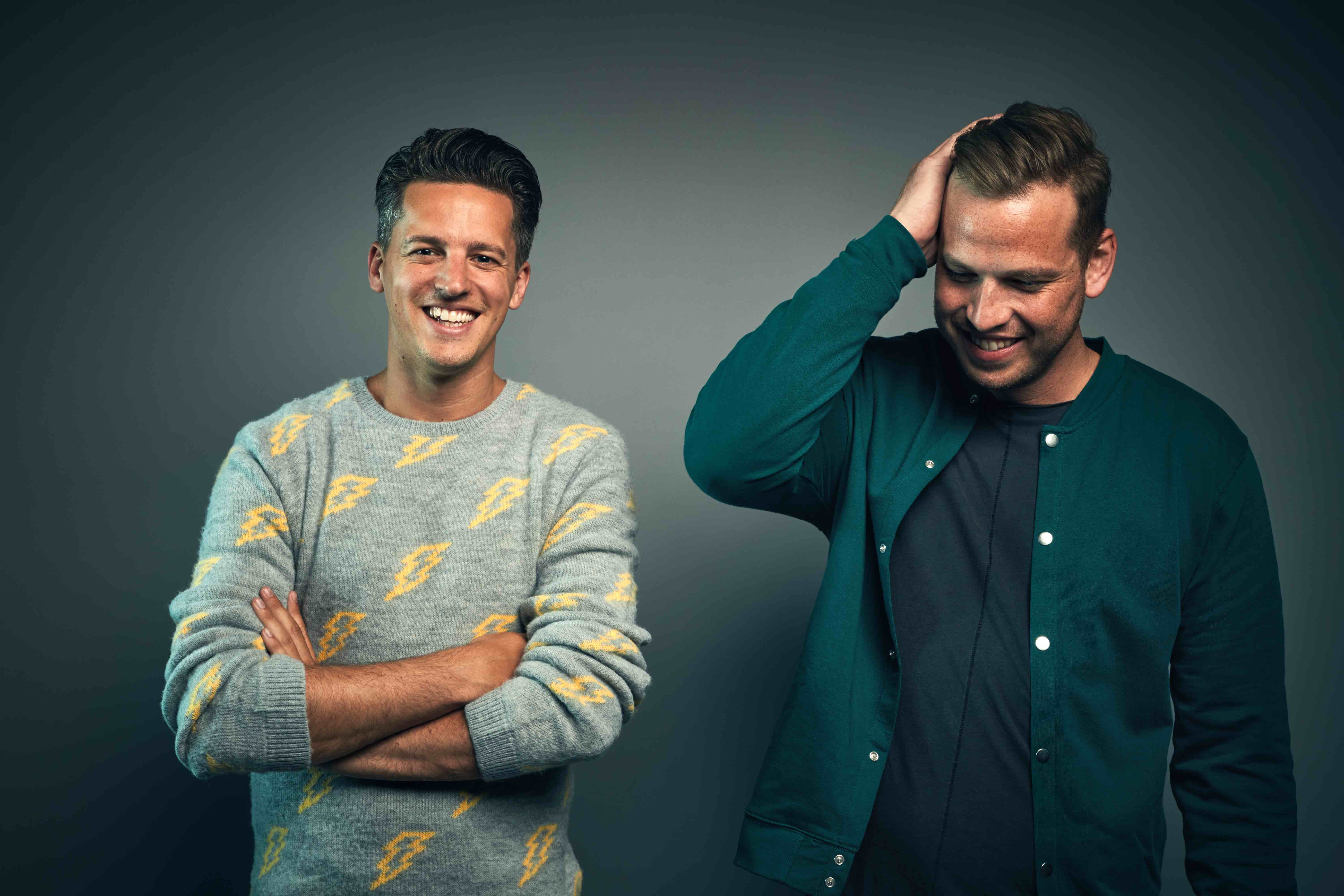 Firebeatz and Peppermint turn up the heat with band-new single: 'Everything' (Feat. Aidan O'Brien)