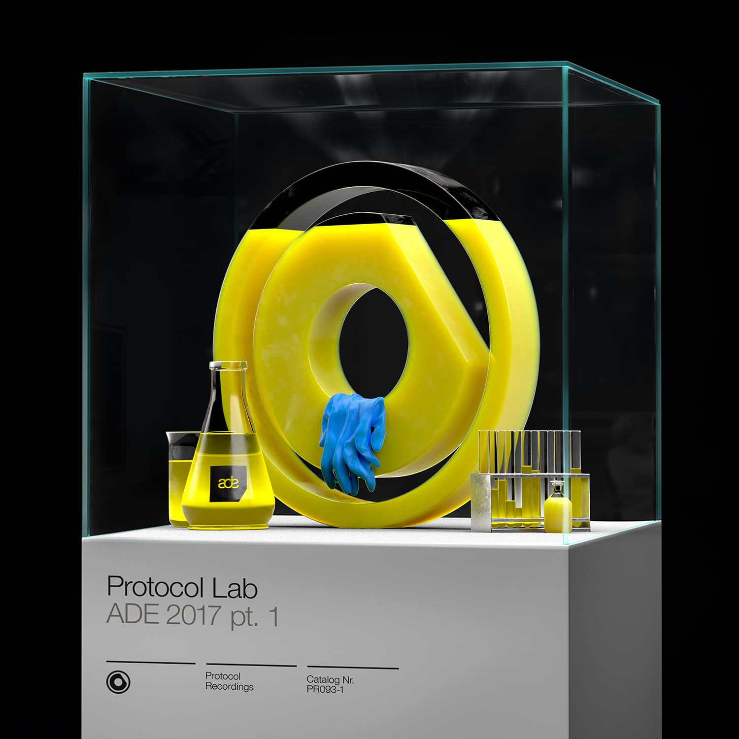 "Nicky Romero presents ""Protocol Lab – ADE 2017"""