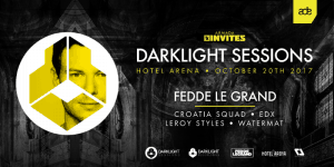 DARKLIGHT SESSIONS BY FEDDE LE GRAND X ARMADA on ADE 2017!
