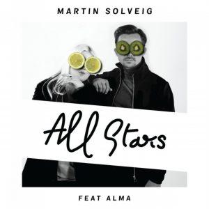 Martin Solveig unveils remix package for hit summer single 'All Stars' on Positiva/Virgin EMI