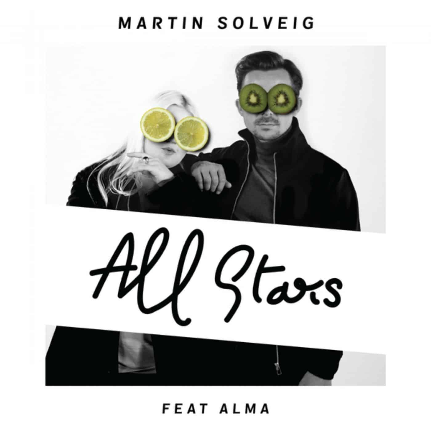 Martin Solveig unveils remix package for hit summer single 'All Stars' on Positiva/Virgin EMI