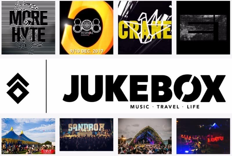 Jukebox PR || 2017 Round Up ||ADE
