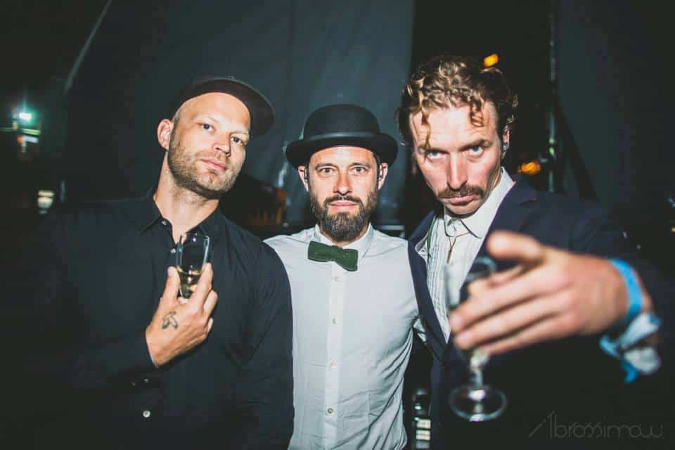 Experimental Dance Band WhoMadeWho Announce New Artist Album