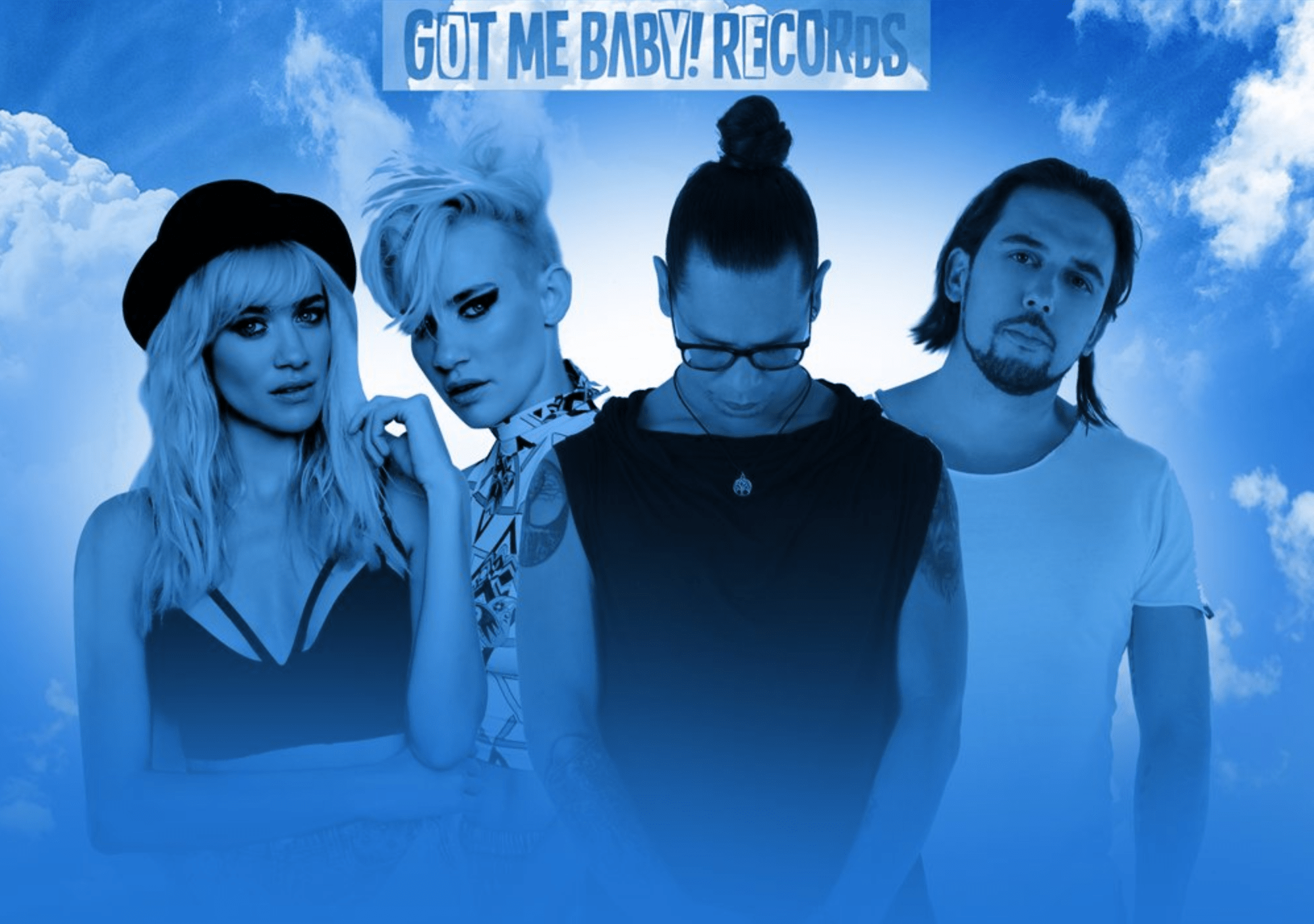 NERVO link up with Wolfpack for first single on Got Me Baby! Records, titled 'Like Air'