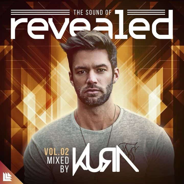 Portuguese DJ KURA presents 'The Sound of Revealed Vol. 2' on Revealed Recordings